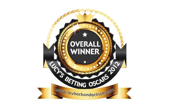 2012 Betting System Oscars: Overall Winner