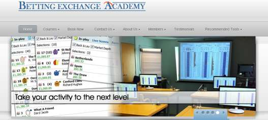 Peter Webb's Betting Exchange Academy