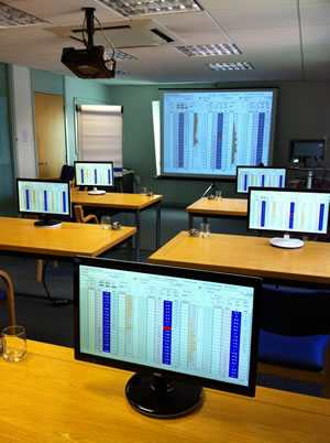 Peter's Masterclass Training Room