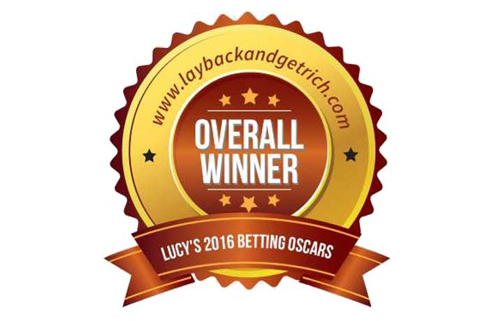 2016 Betting System Oscars: Overall Winner