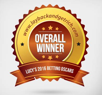 2016 Betting Oscars – Overall Best Product