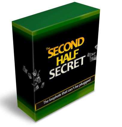 SECOND HALF SECRET BETTING SYSTEM REVIEW