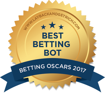 Betting System Oscars 2017 Best Betting Bot